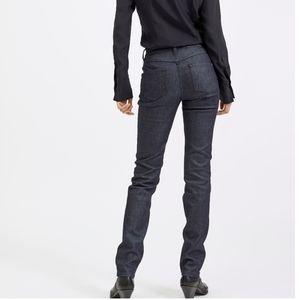 Barbara Bui stretch straight leg black jeans